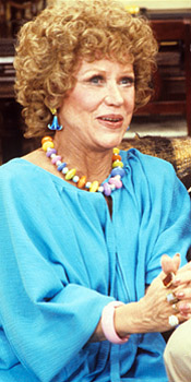 AUDRA LINDLEY;NORMAN FELL