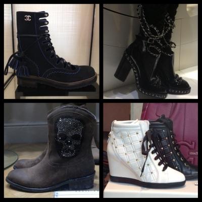 footwear frenzy boots