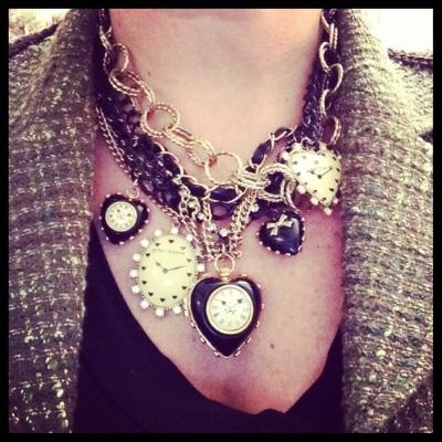 necklace recap