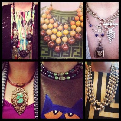 nov necklace week 2