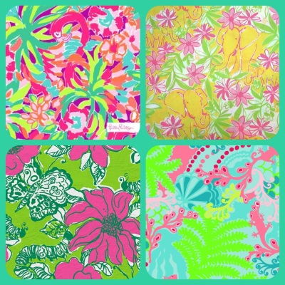 lilly print