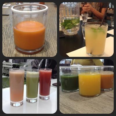 juice inspiration