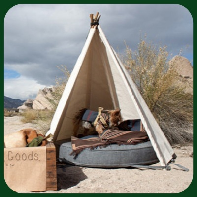 Christmas List Tipi