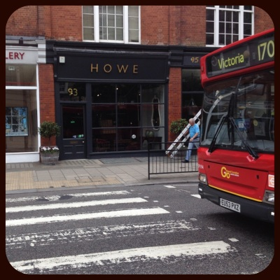 Howe Store Front