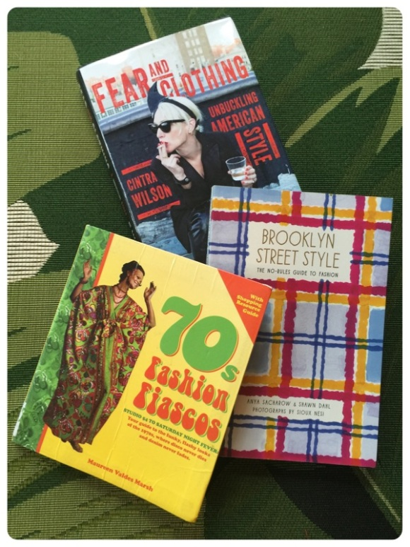 recent reads style